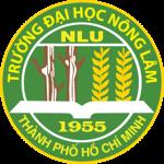Logo Đại học Nông Lâm TP. HCM